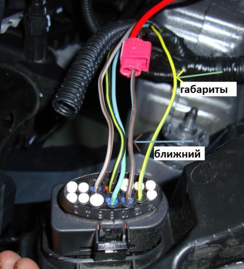 Подключение дхо своими руками на форд фокус 3
